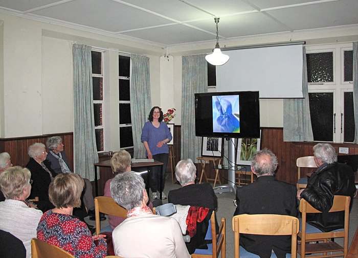 Jane Trotter's 'In Harmony' presentation on the link between her music and her photography