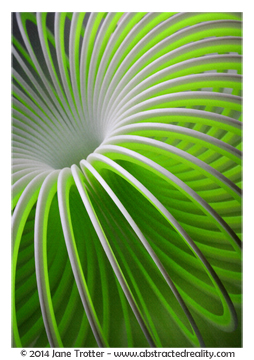 Come Full Circle - Abstract Art by Jane Trotter