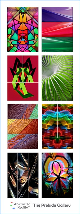 Images found in the Prelude Gallery at Abstracted Reality - Photography by Jane Trotter
