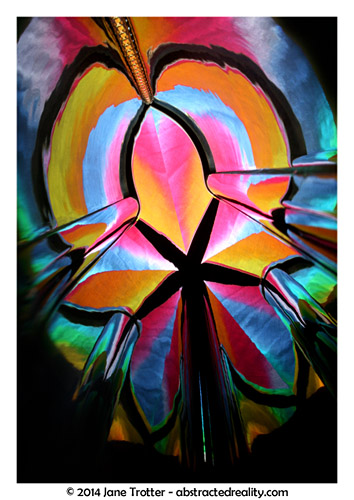 Colour Cathedral - Abstract Art by Jane Trotter