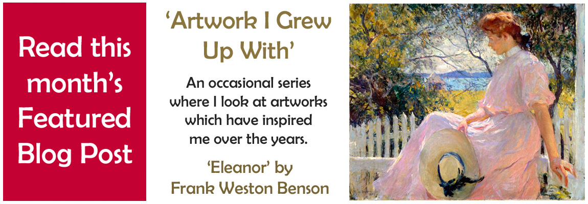 Artwork Grew Up With -  'Eleanor'