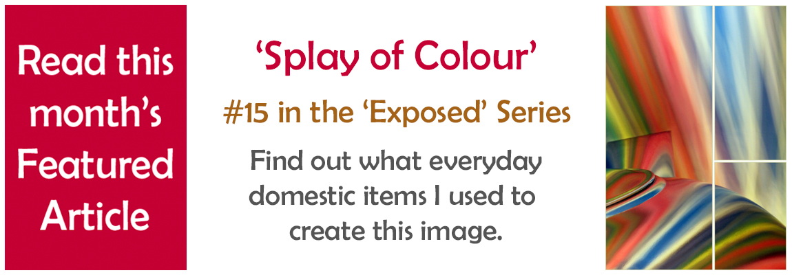 Featured Article Exposed 15 Splay of Colour