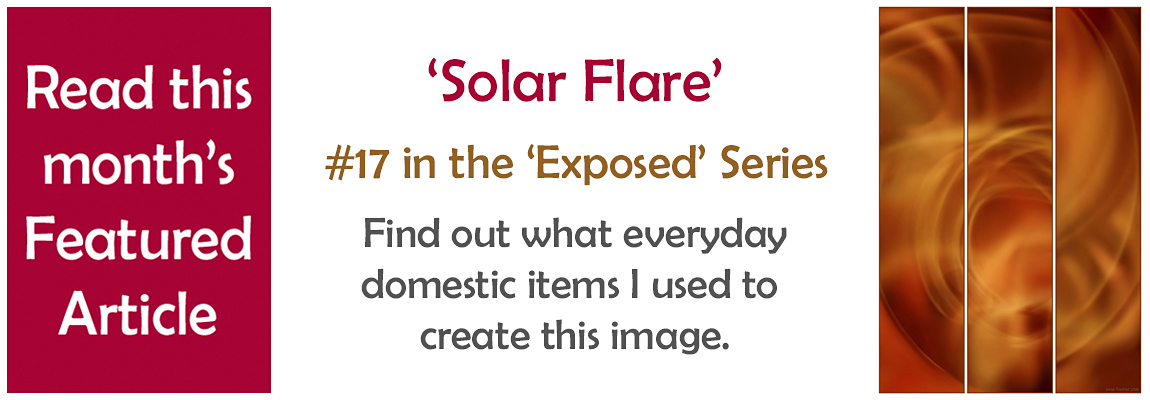 Featured Article Exposed 17 Solar Flare