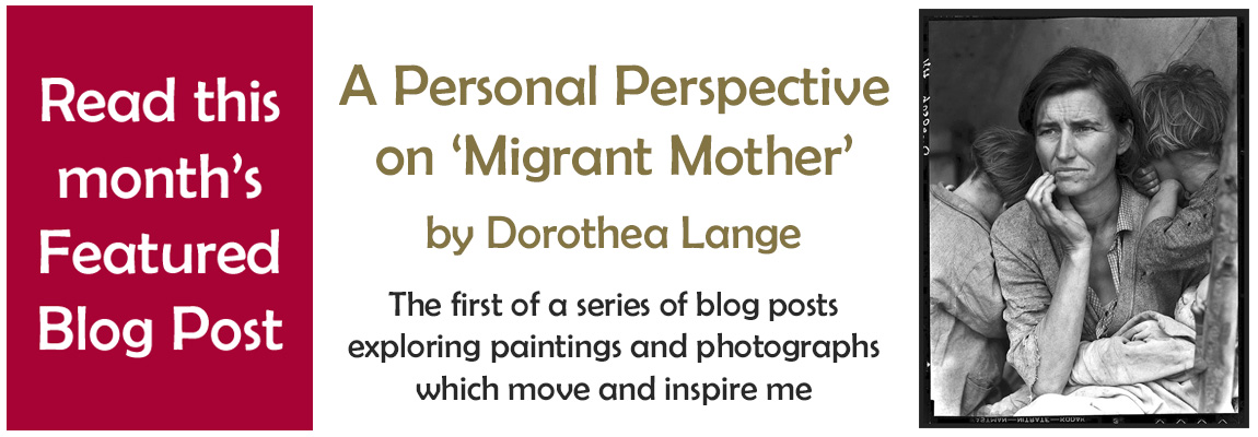 Personal Perspective on 'Migrant Mother'