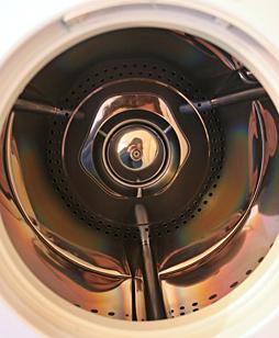 The clothes dryer used in 'Deus Ex Machina'