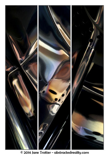 Deus Ex Machina - Abstract photography by Jane Trotter
