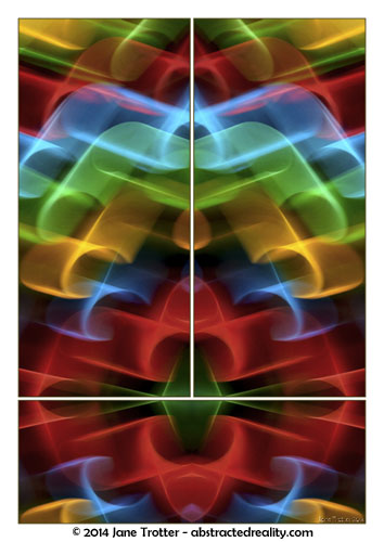 Mystique - Abstract photography by Jane Trotter