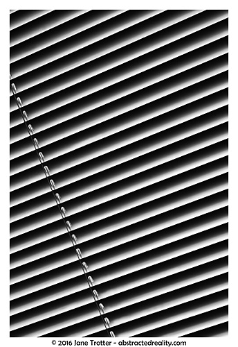 Linear Thought - abstract photography by Jane Trotter