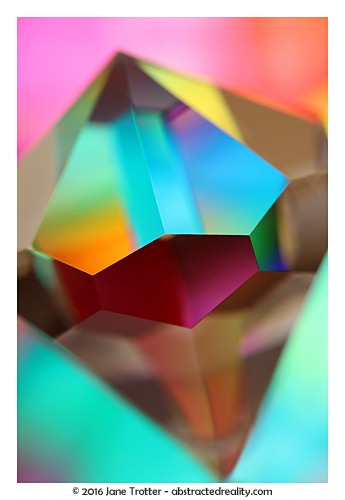 Imprismed - abstract photography by Jane Trotter