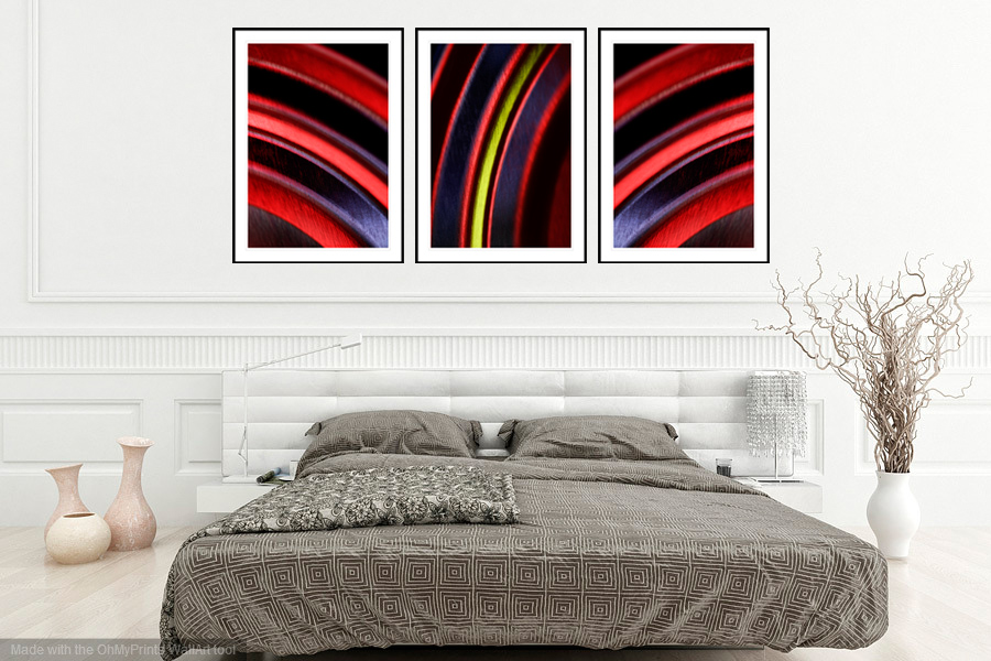Genesis - Abstract Art by Jane Trotter