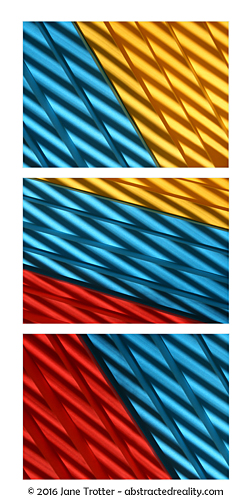 Colour Channels - abstract photography by Jane Trotter