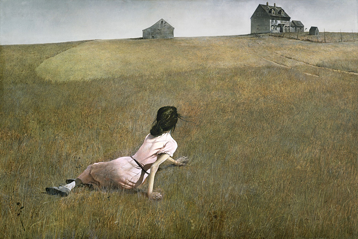 Artwork I Grew Up With - 'Christina's World' by Andrew Wyeth