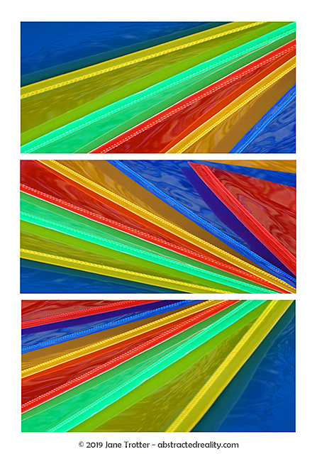 'Lines of Enquiry' - Abstract Art by Jane Trotter