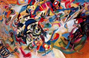 Composition VII 1913 - Wassily Kandinsky