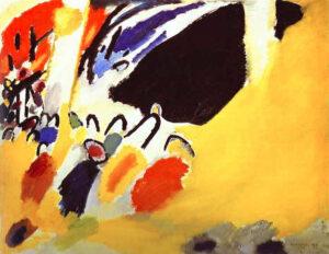 Impression III 'Concert' 1911 - Wassily Kandinsky
